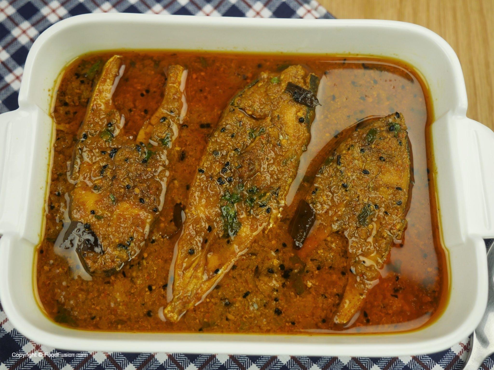 Machli ka Salan (Fish Curry) - Food Fusion